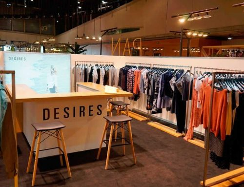 Feria MOMAD – Stand Desires (white edition)